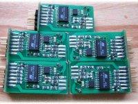 S-Mixer 2/4 C - elektronický mixer křidélek a klapek