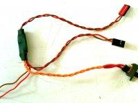 Jednoduchý elektronický spínač se stabilizátorem BEC