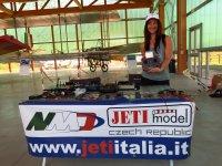 Větroňářské polétání s JETI Italia