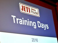 JETI Training Days 2016